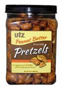 utz pb pretzels