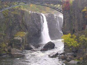 Paterson Falls copyright 2012 Jackie Estrella