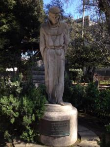 Father Serra statue C Johnson