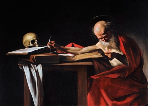 caravaggio_st-jerome-writing-sm