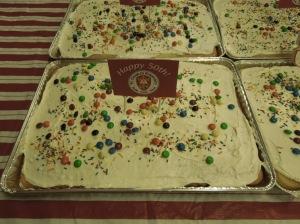 SCBS 50th cake 1