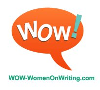 WOW Women on Writing logo