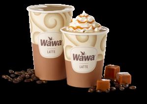 wawa latte