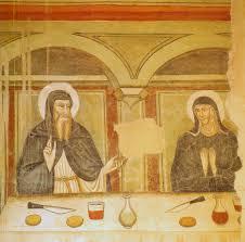 benedict and scholastica