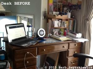 desk BEFORE 030415