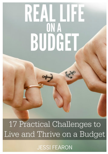 Real Life on a Budget cover