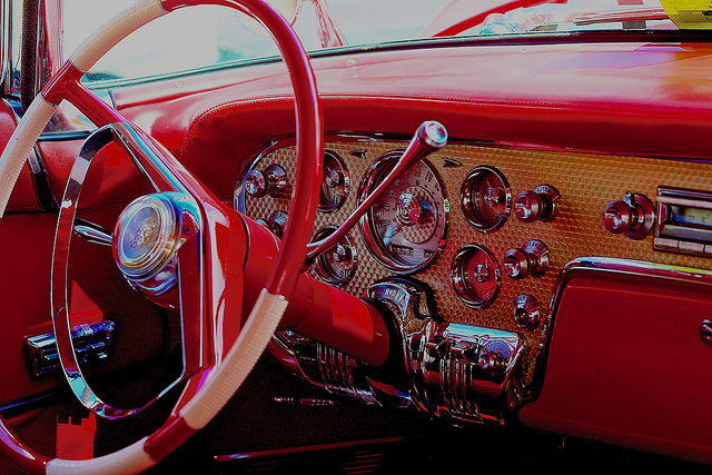 """Dashboard"" by Tomo Nakajima (2013), Flickr. All rights reserved."