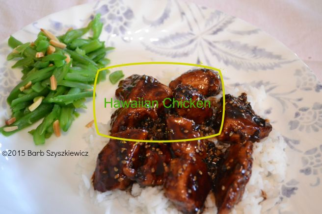 Hawaiian Chicken c title