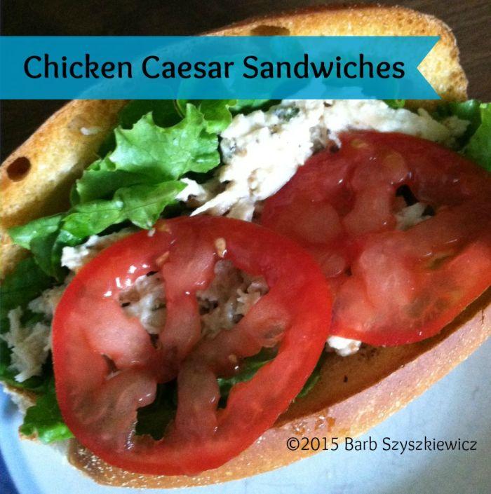 chicken caesar sandwich c title