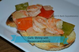 SG shrimp on toast 1 t c