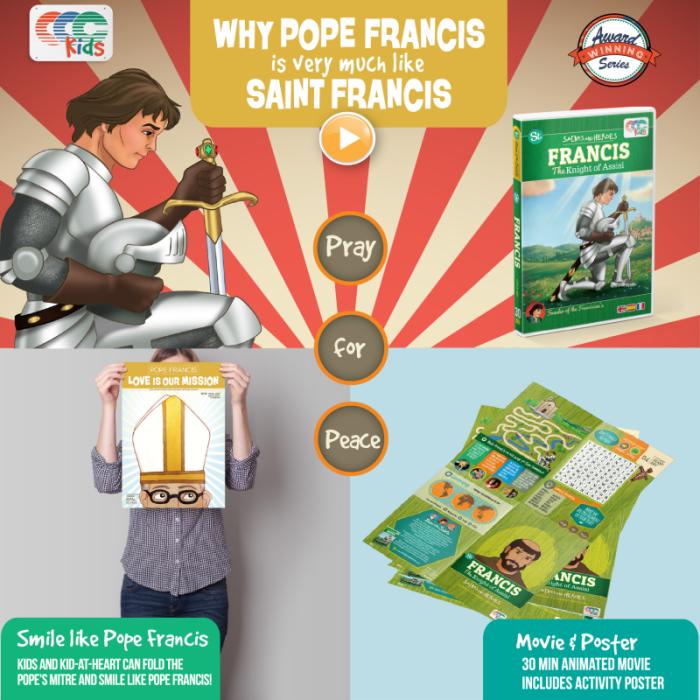 saints and heroes bundle pack
