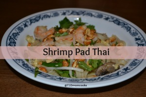shrimp pad thai 6 T C
