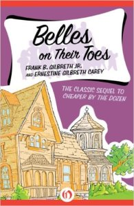 belles on their toes vintage cover