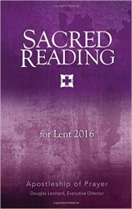 sacred reading lent 2016