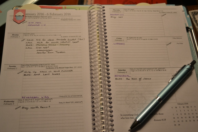 show us your planner (5)