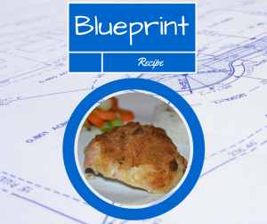 Blueprint- Crumb Crusted Chicken