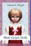 blue eyed doll