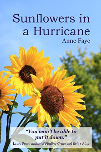 sunflowers in a hurricane