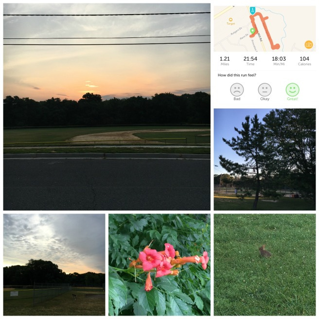 A few highlights from my week in fitness.