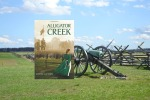 "The novel ""Alligator Creek"" features scenes from the Battle of Gettysburg."