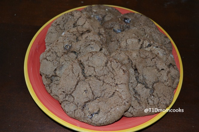 Chocolate Therapy Cookies 1