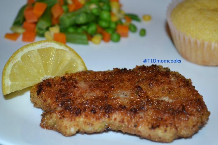 Pork Scaloppine by Barb Szyszkiewicz for CookandCount.wordpress.com
