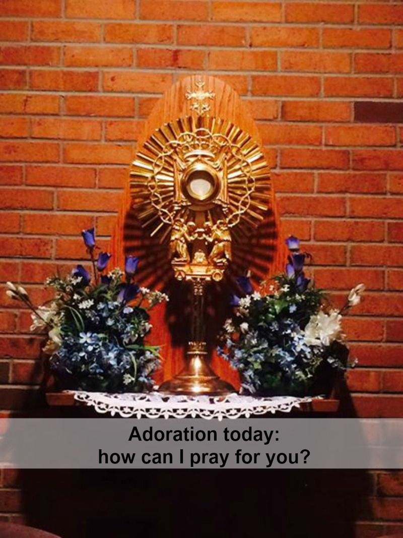 adoration-today