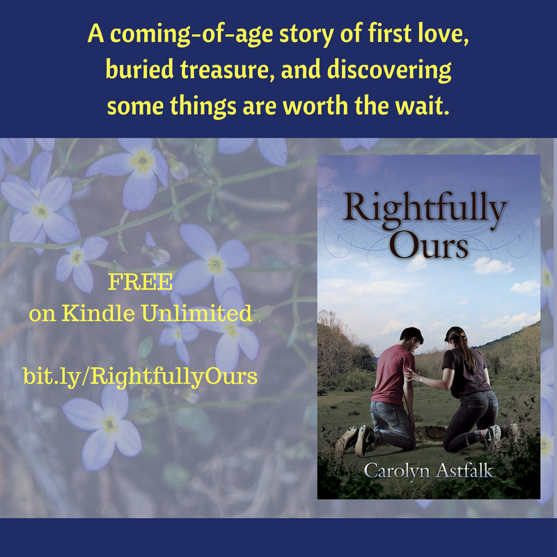 Rightfully Ours blog book tour/Barb Szyszkiewicz/Franciscanmom.com