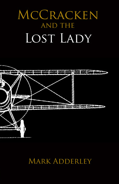 Lost Lady Front Cover