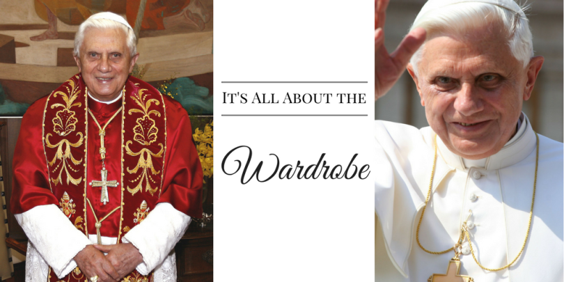 """It's All About the Wardrobe"" by Barb Szyszkiewicz (FranciscanMom)"