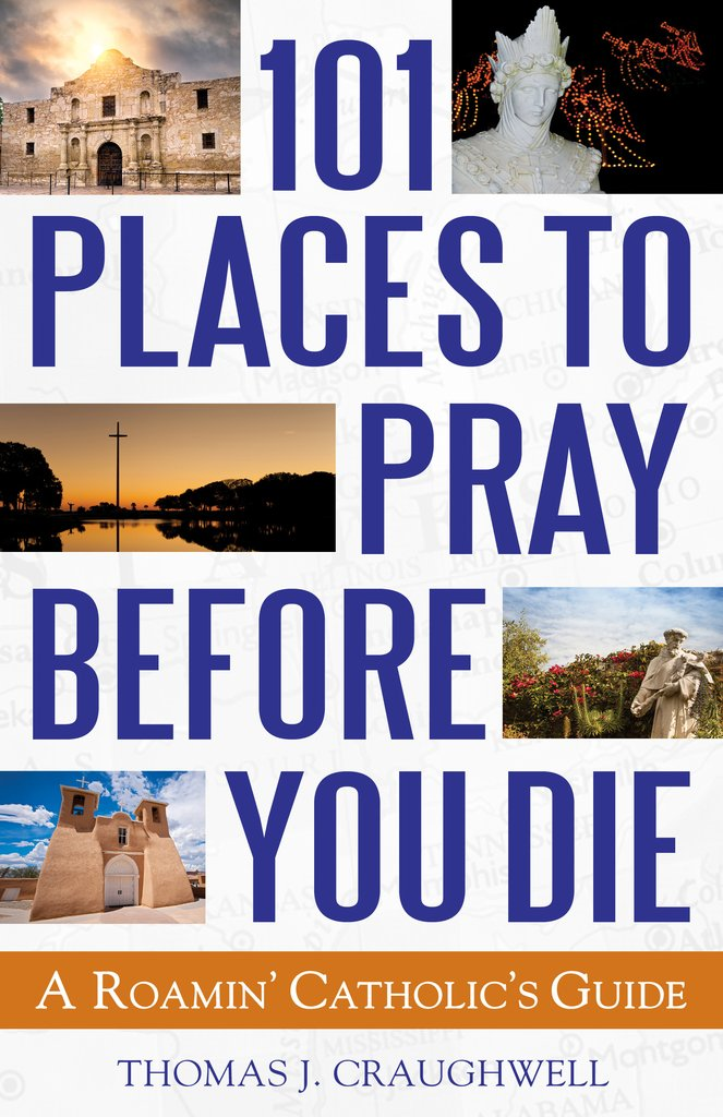 101 places to pray before you die