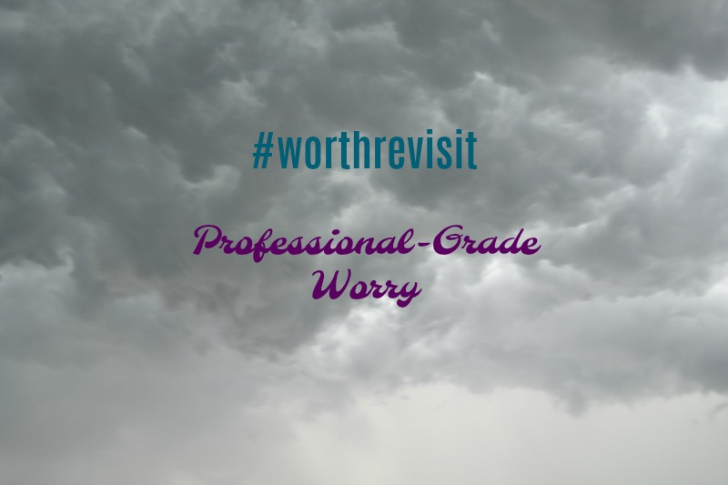 Professional grade worry
