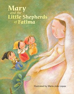 mary and little shepherds of fatima