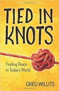 tied in knots