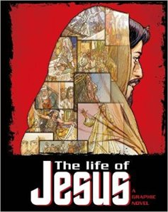 life of jesus graphic novel