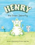 henry the green zebra pig