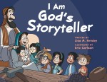 i am god's storyteller cover