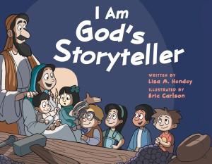 i am god's storyteller cover