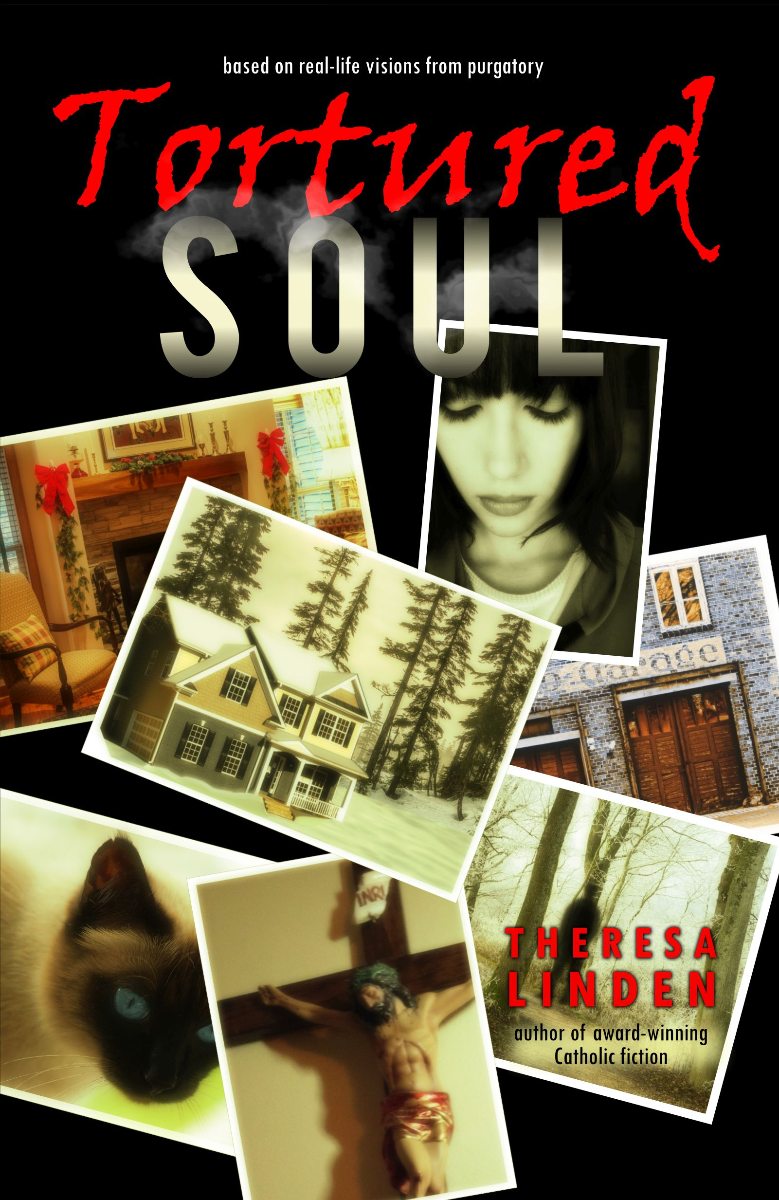 Tortured Soul front cover