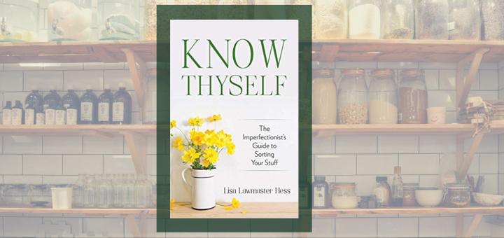 KNOW THYSELF book review Franciscanmom.com