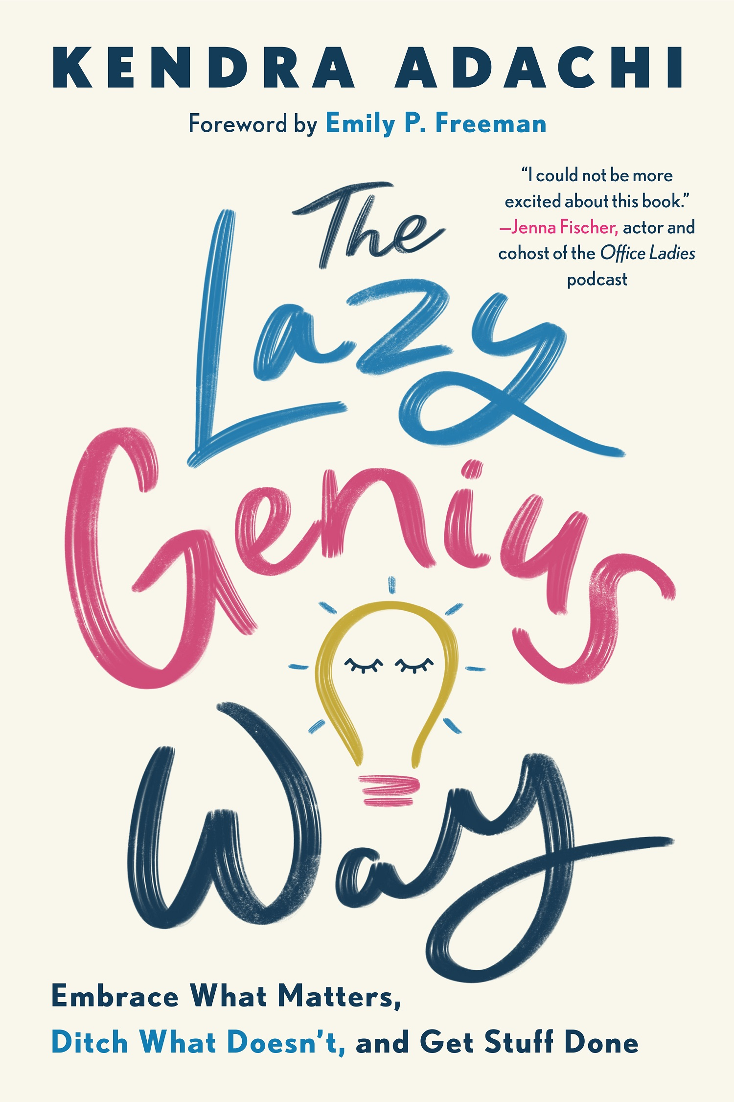 Lazy Genius Way cover